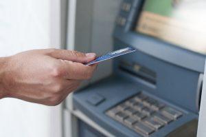 kosten geld pinnen creditcard