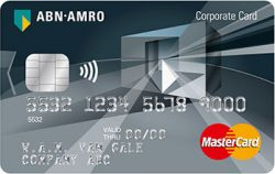 ABN AMRO Corporate Card aanvragen