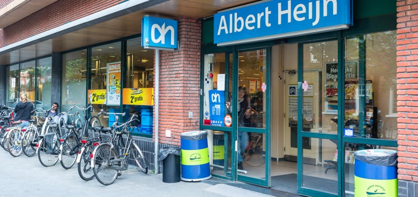 Albert Heijn accepteert american express creditcards1