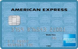 American Express Business Entry