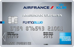 American Express Flying Blue Silver aanvragen