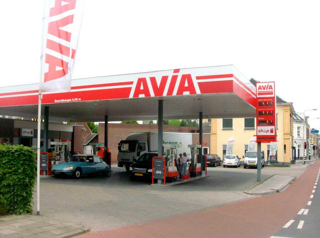 Avia Tankstations accepteert american express creditcards2