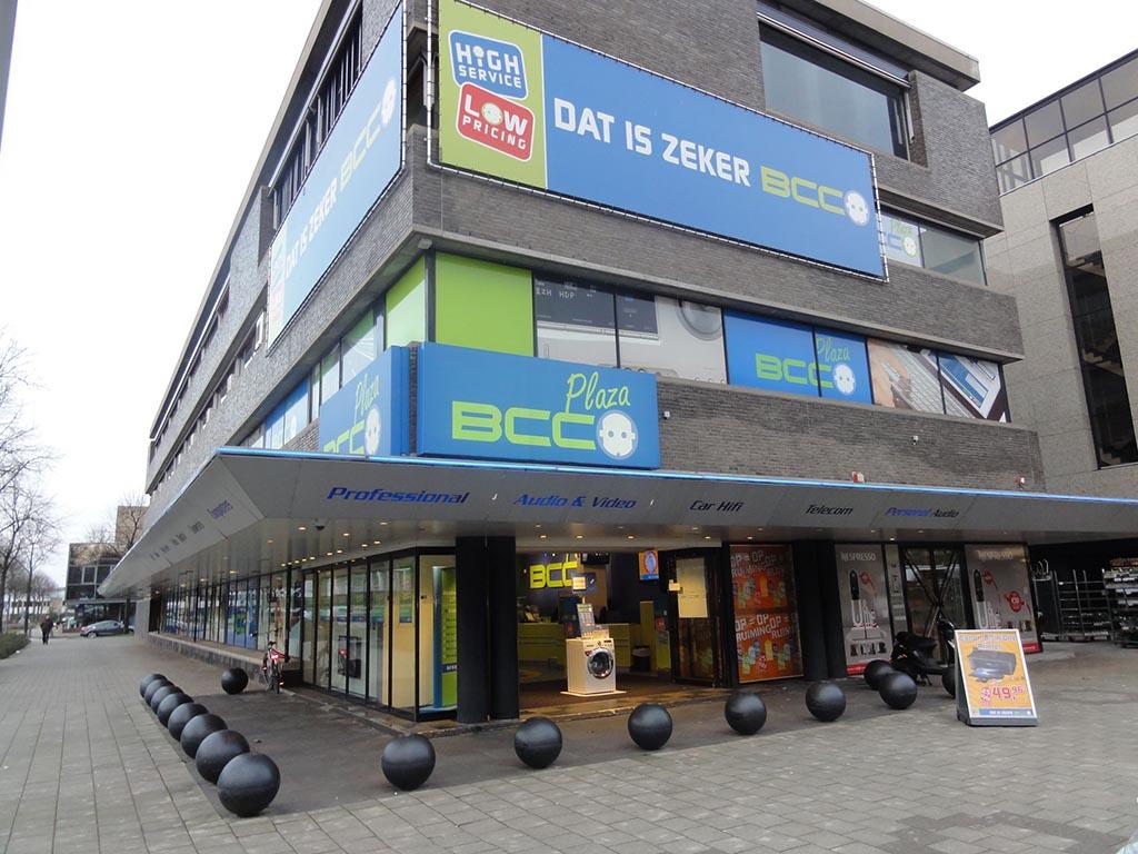 BCC Buitenveldert accepteert American Express Credit Cards