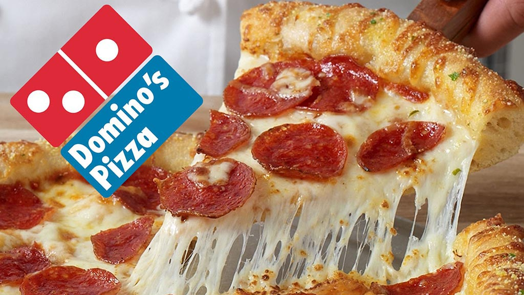 Dominos Pizza accepteert American Express Creditcards1