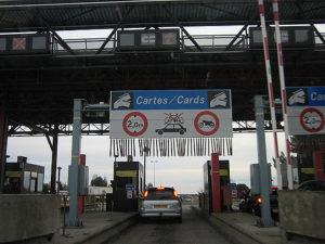 Franse tolwegen peage sneller door met American Express creditcard3