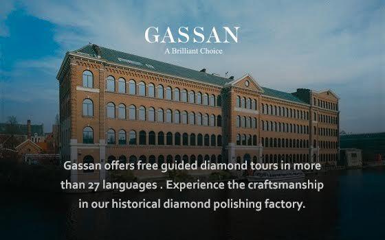Gassan Diamonds American Express2