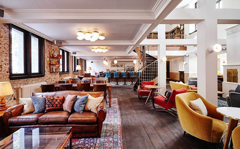 Hotel The Hoxton Amsterdam accepteert American Express Creditcards2