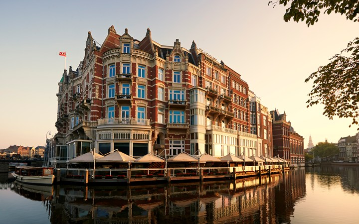Hotel de l Europe Amsterdam accepteert American Express1
