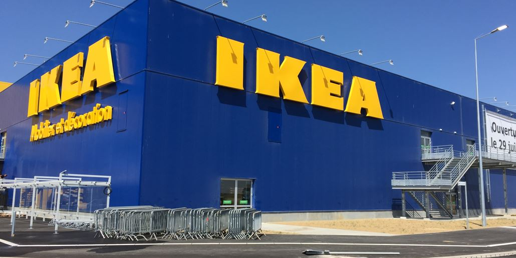 IKEA accepteert American Express Creditcards1