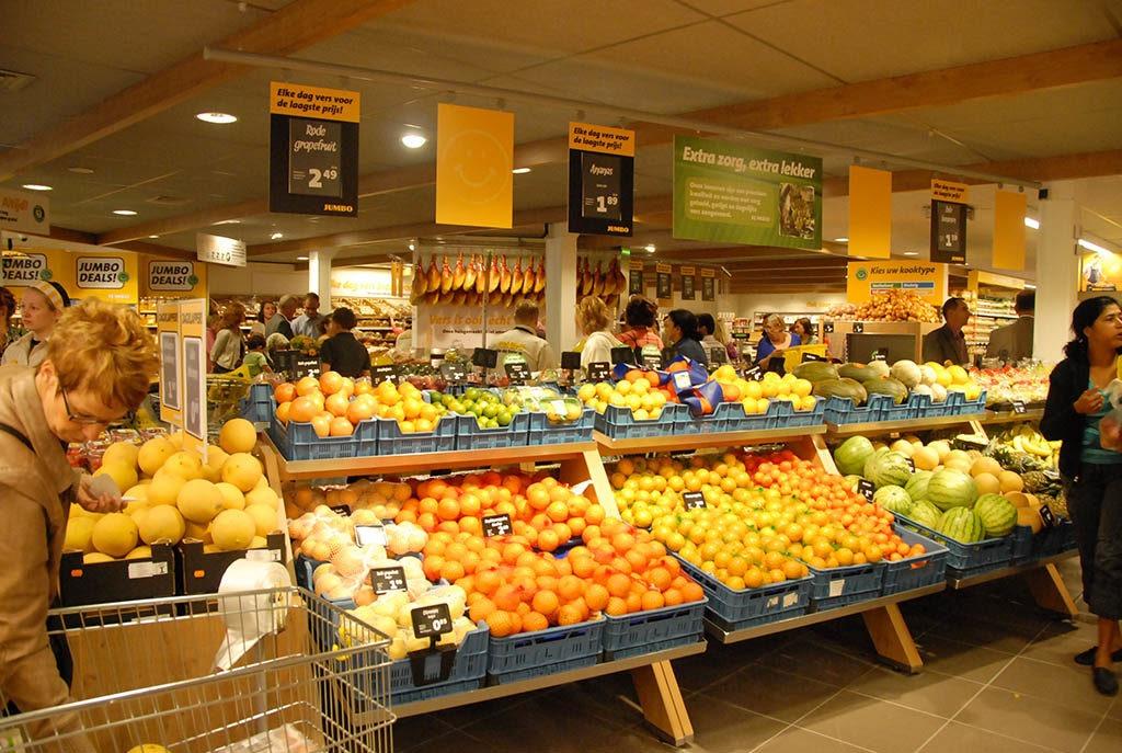 Jumbo Supermarkten accepteert American Express Creditcards2