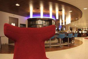 KLM Crown Lounge Schiphol