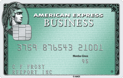 Knab AMEX Business Green Card aanvragen