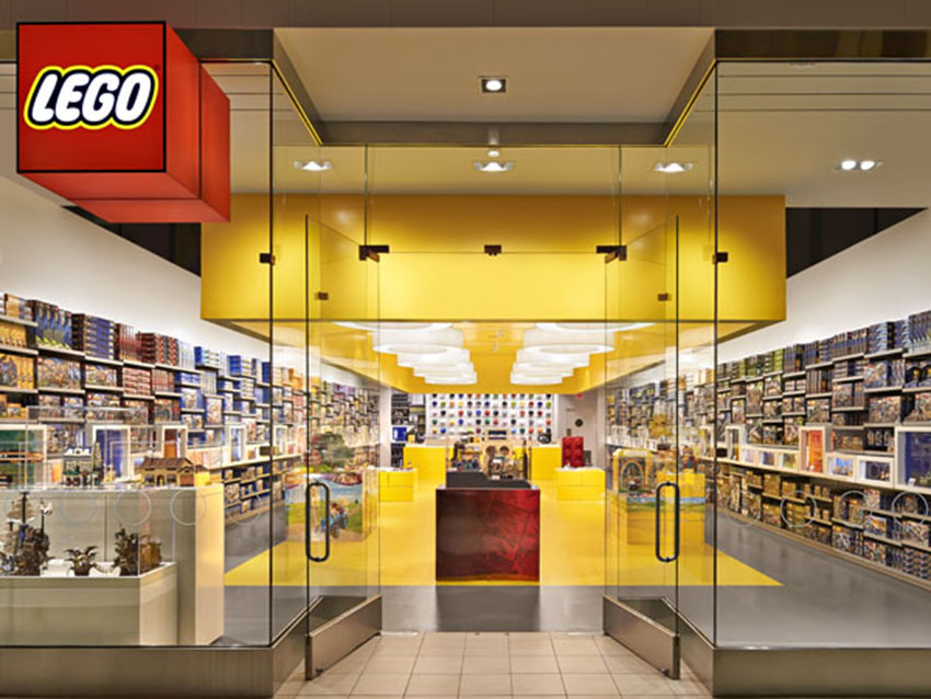 Lego shop accepteert american express creditcards1