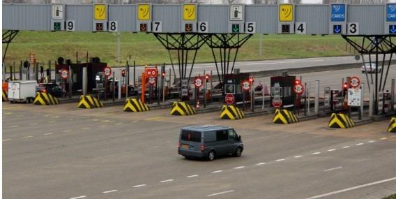 Liefkenshoektunnel Antwerpen accepteert American Express creditcards2