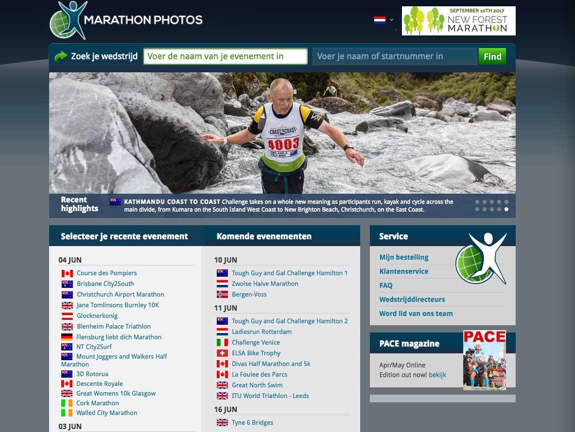 Marathon Photos accepteert American Express creditcards2