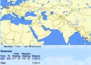 Maximaal Flying Blue miles te sparen met de American Express creditcard2