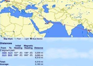 Maximaal Flying Blue miles te sparen met de American Express creditcard3