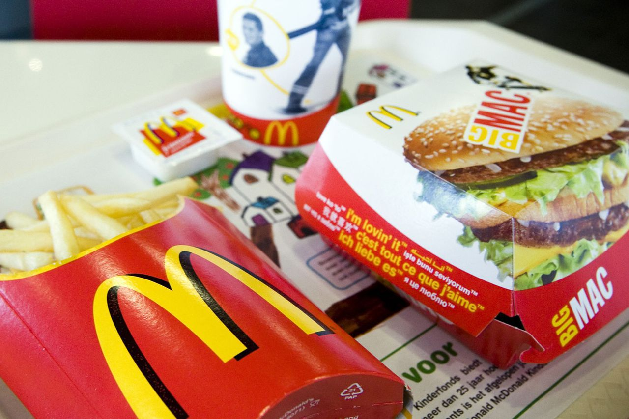 McDonalds accepteert American Express Creditcards1