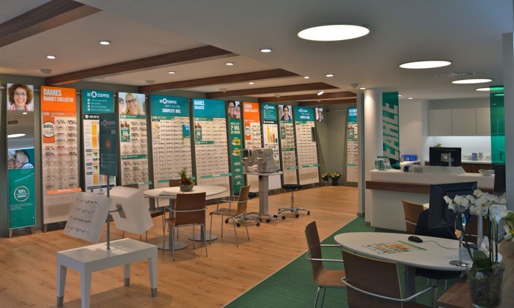 Pearle Opticiens accepteert American Express creditcards1
