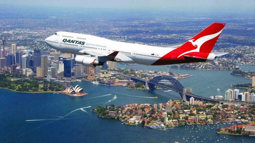 Qantas accepteert American Express2