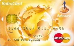 RaboCard-Creditcard