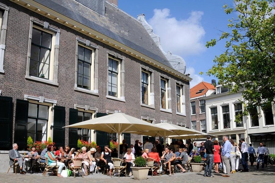 Restaurant Brasserie Stadhuis Schiedam accepteert American Express Creditcards2