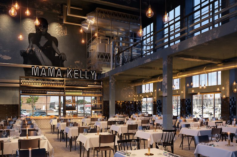 Restaurant Mama Kelly Den Haag accepteert American Express Creditcards1