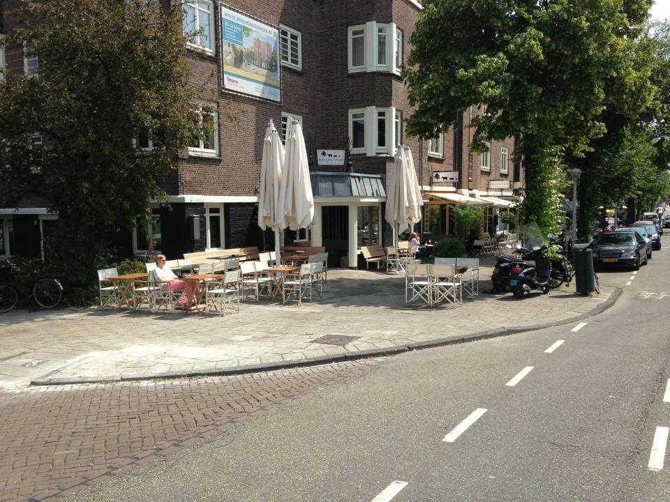 Restaurant Marathonweg Amsterdam accepteert American Express Creditcards1