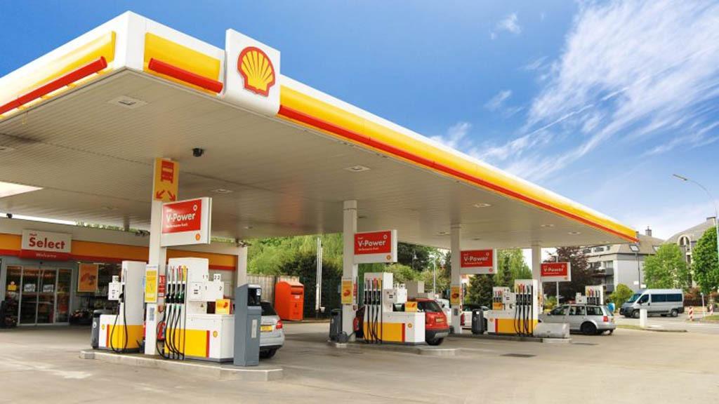 Shell American Express