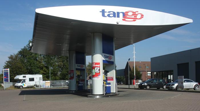 Tango tankstation accepteert american express creditcards2