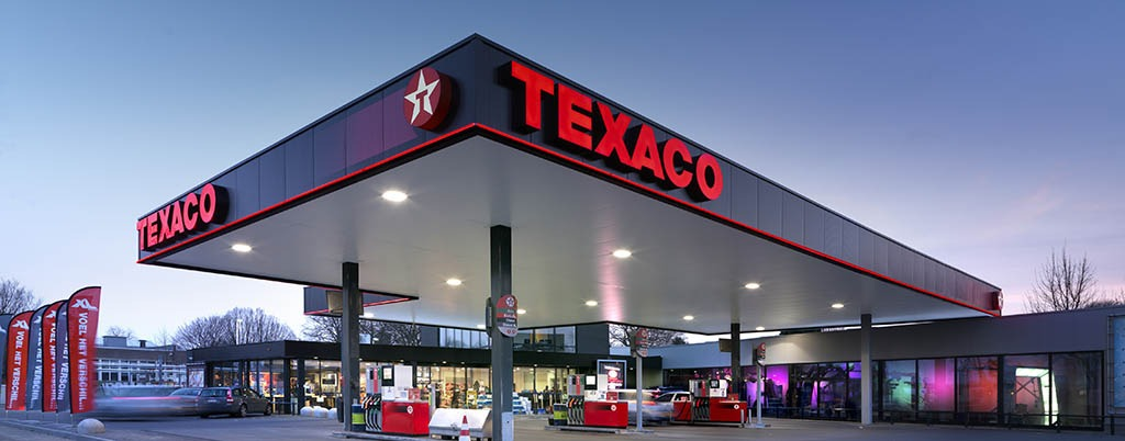 Texaco tankstations accepteert American Express Creditcards2