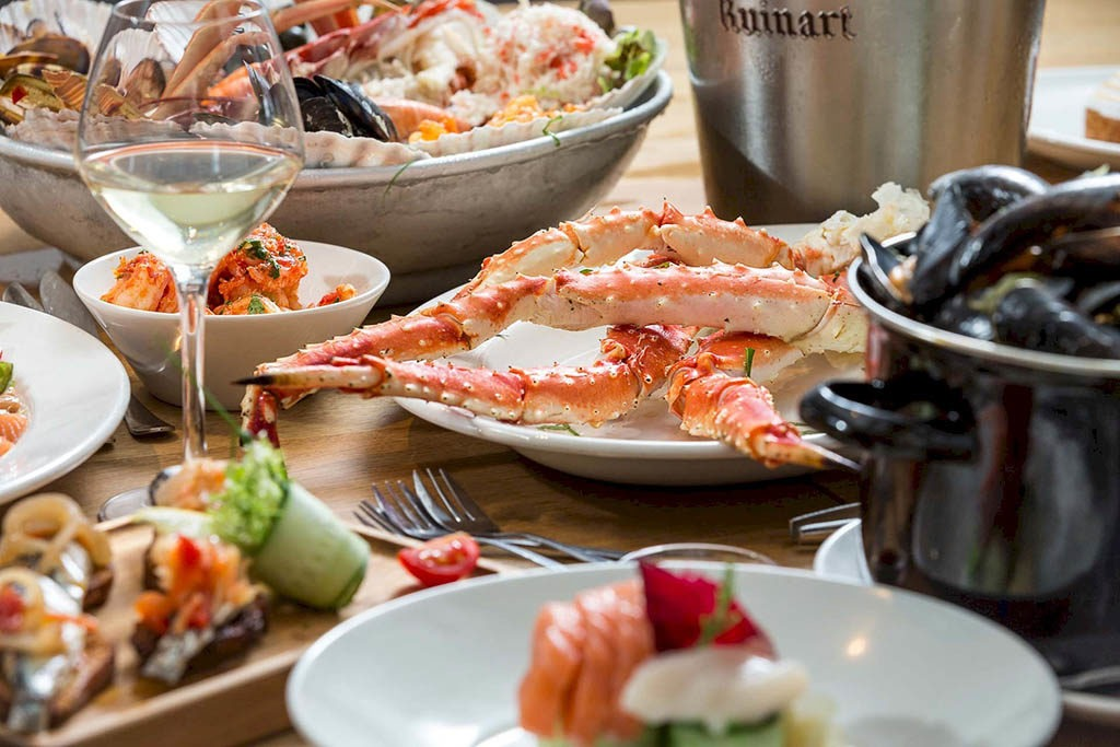 The Seafood Bar Amsterdam accepteert American Express Creditcards2