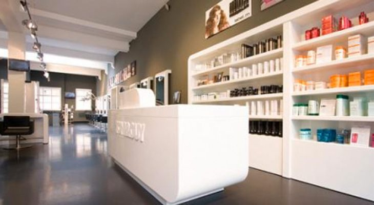 Tony and Guy Hairdressers accepteert American Express2