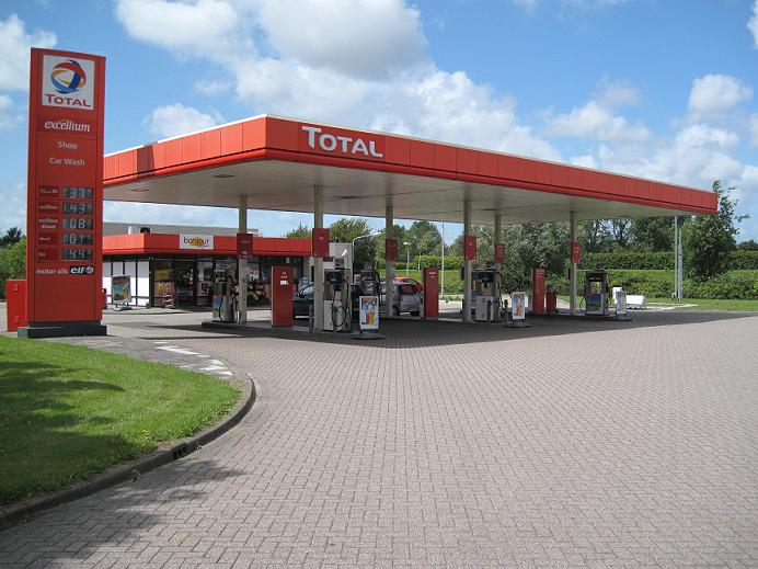 Total tankstations accepteert American Express Creditcards2