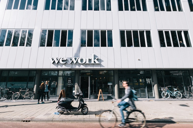 WeWork Coworking Office Spaces Amsterdam accepteert American Express Creditcards2