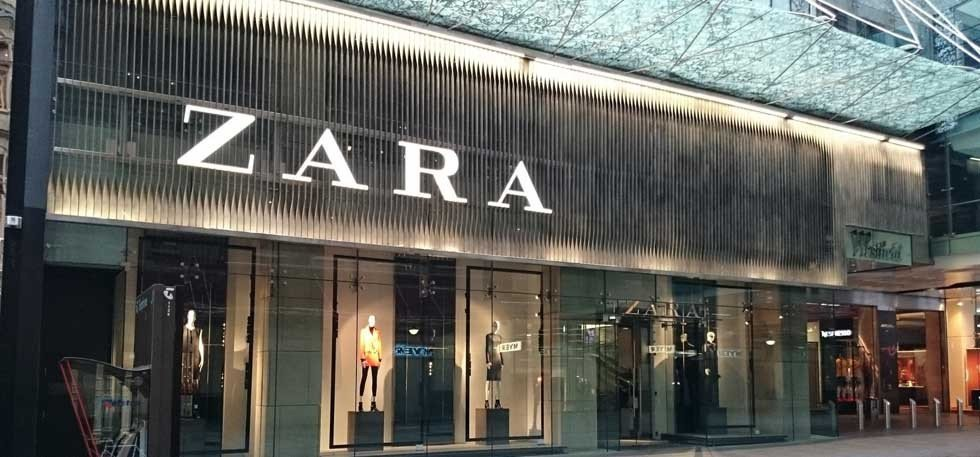 Zara-accepteert-american-express