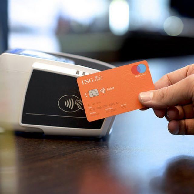 Nieuw ontwerp ING betaalpassen en creditcards
