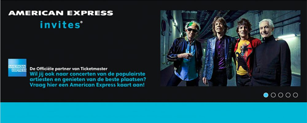 Ticketmaster American Express Presale