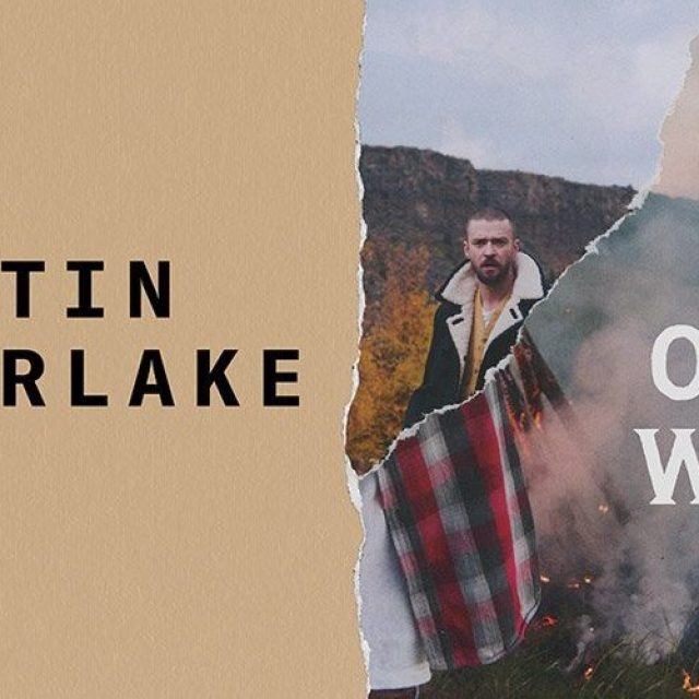 Justin Timberlake Man of the Woods Ticketmaster tickets via American Express