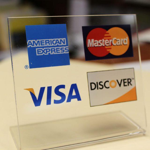 American Express creditcard in het dagelijks leven
