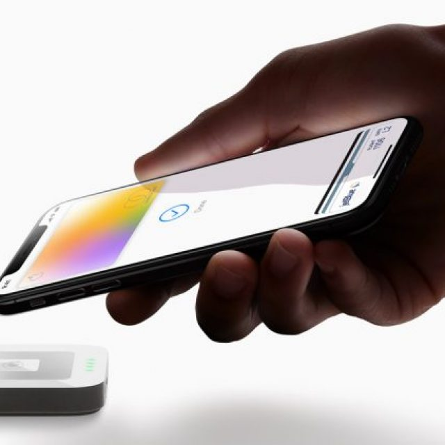 Apple Pay creditcard komen naar ons land