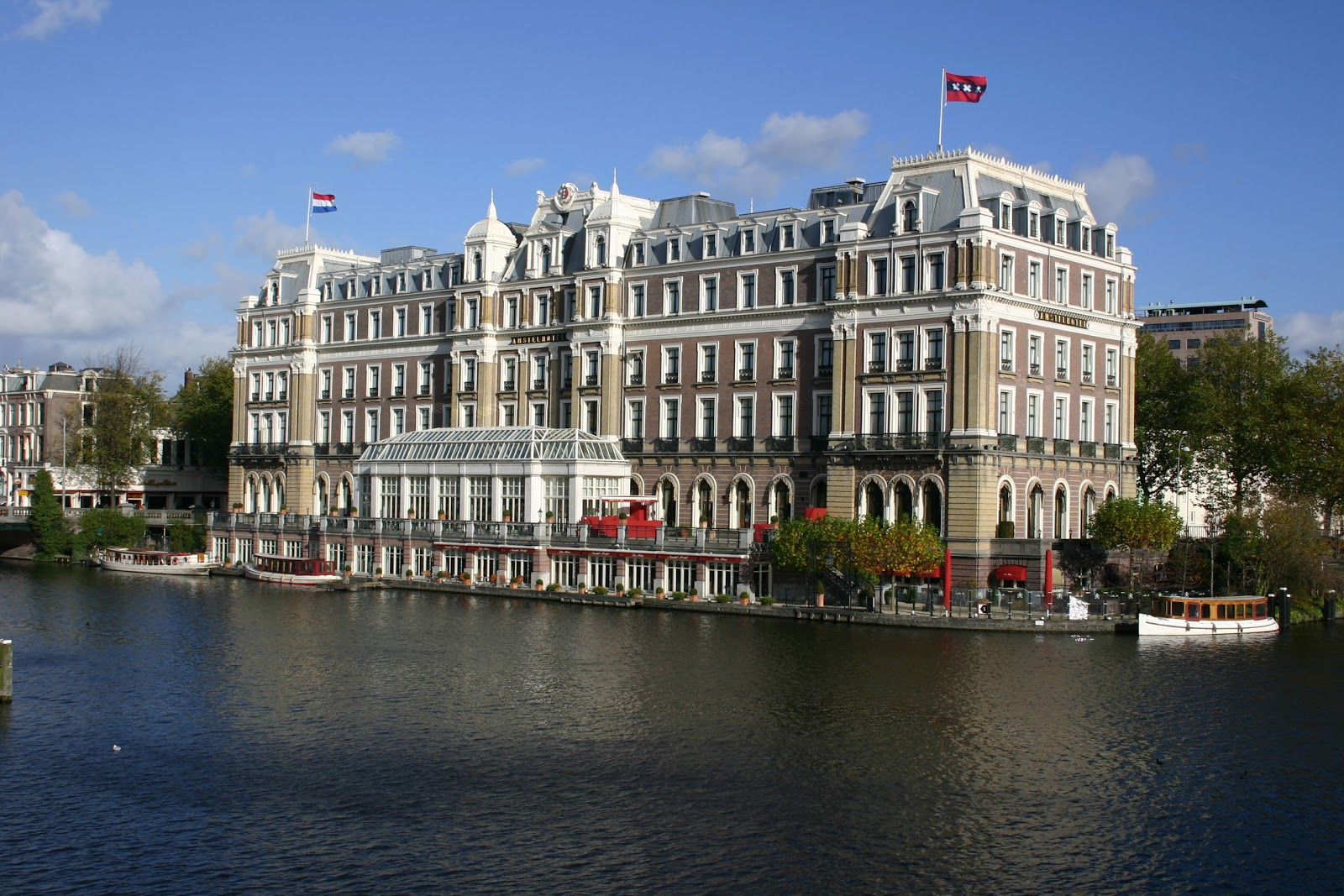 Amstel Intercontinental Amsterdam accepteert American Express Credit Cards