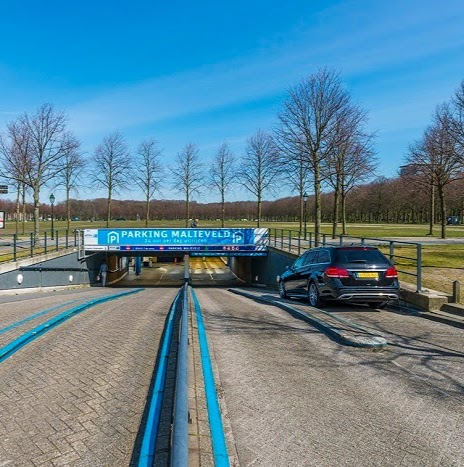 Apcao Parking Malieveld Den-Haag accepteert American Express Credit Cards