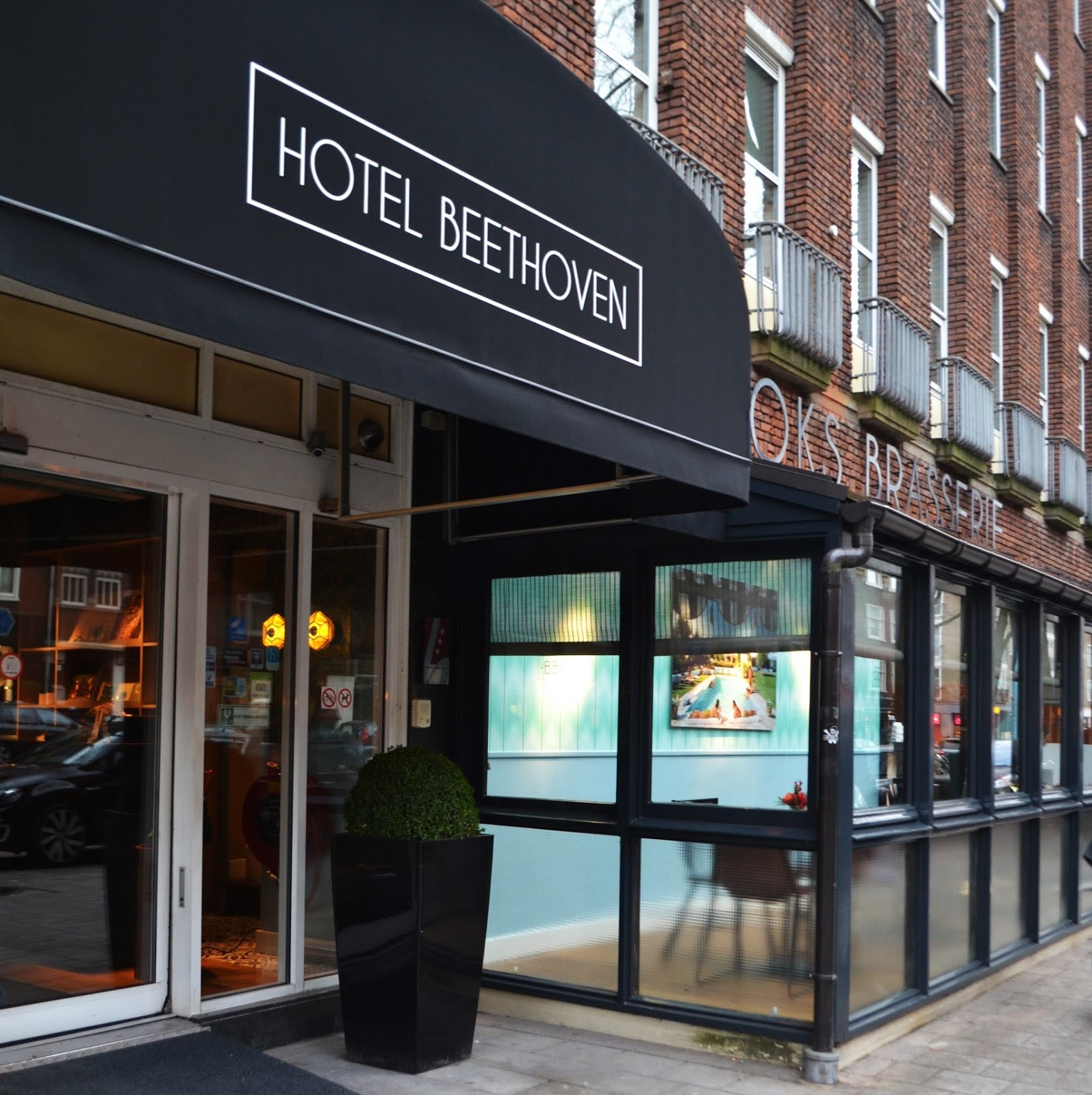 Beethoven Hotel Amsterdam accepteert American Express Credit Cards
