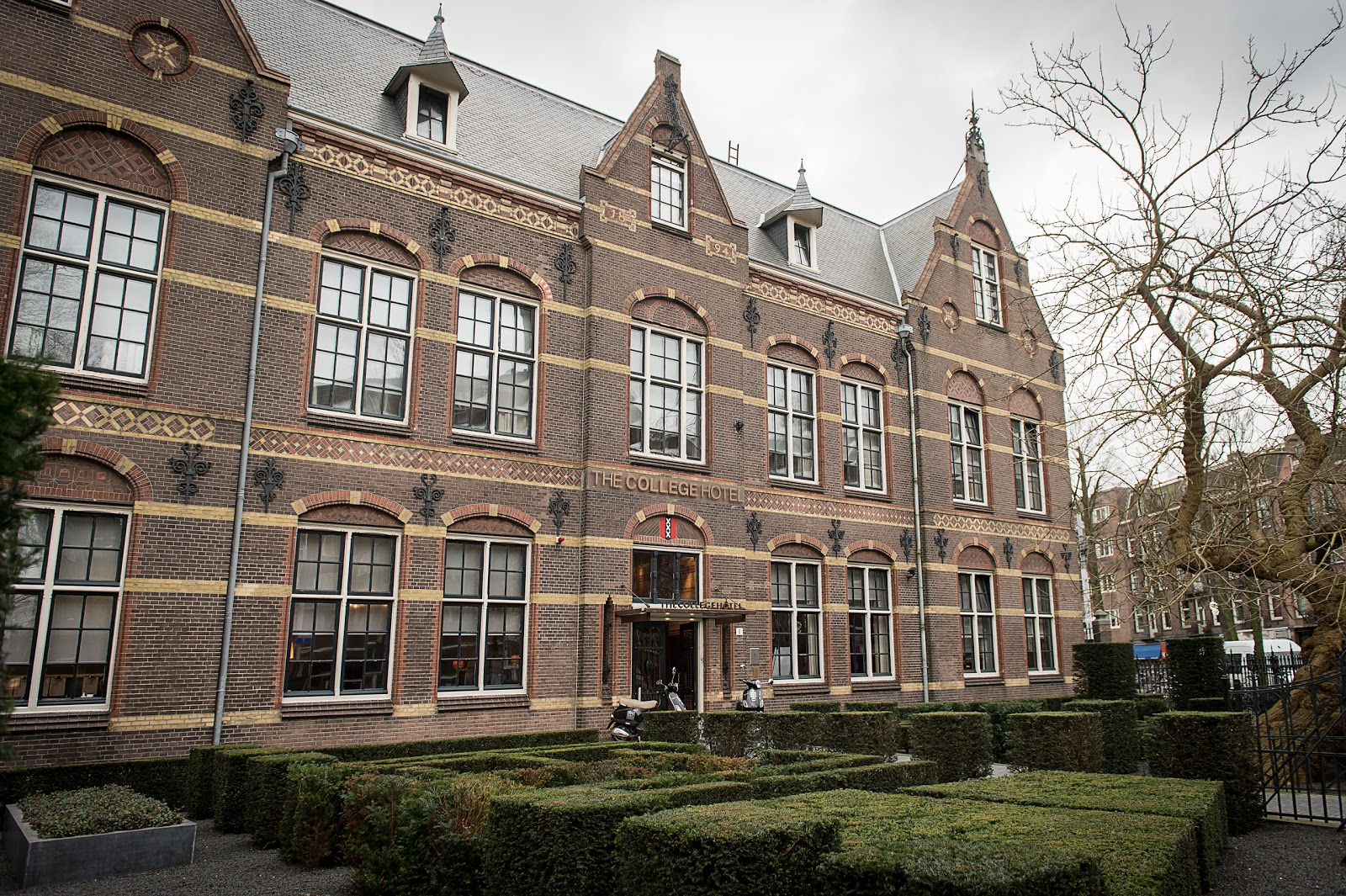 College Hotel Amsterdam accepteert American Express Credit Cards