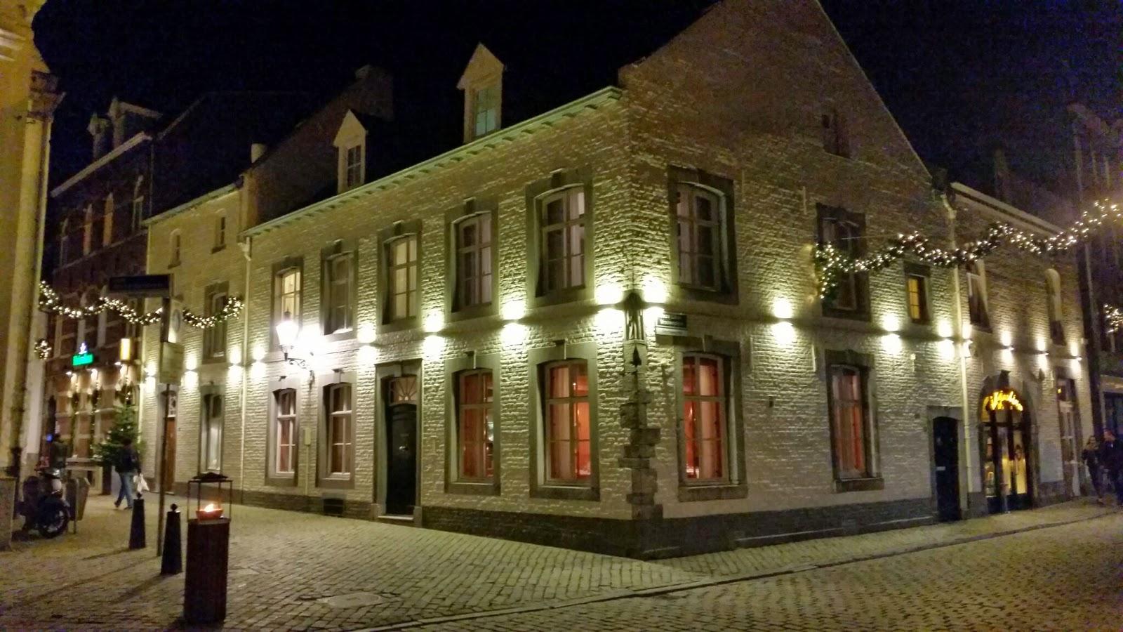 Cuisiniers Maastricht accepteert American Express Credit Cards