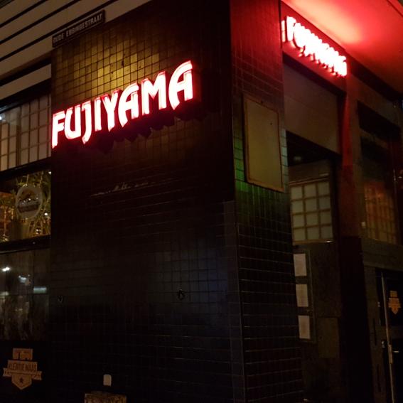 Fuijyama Groningen accepteert American Express Credit Cards
