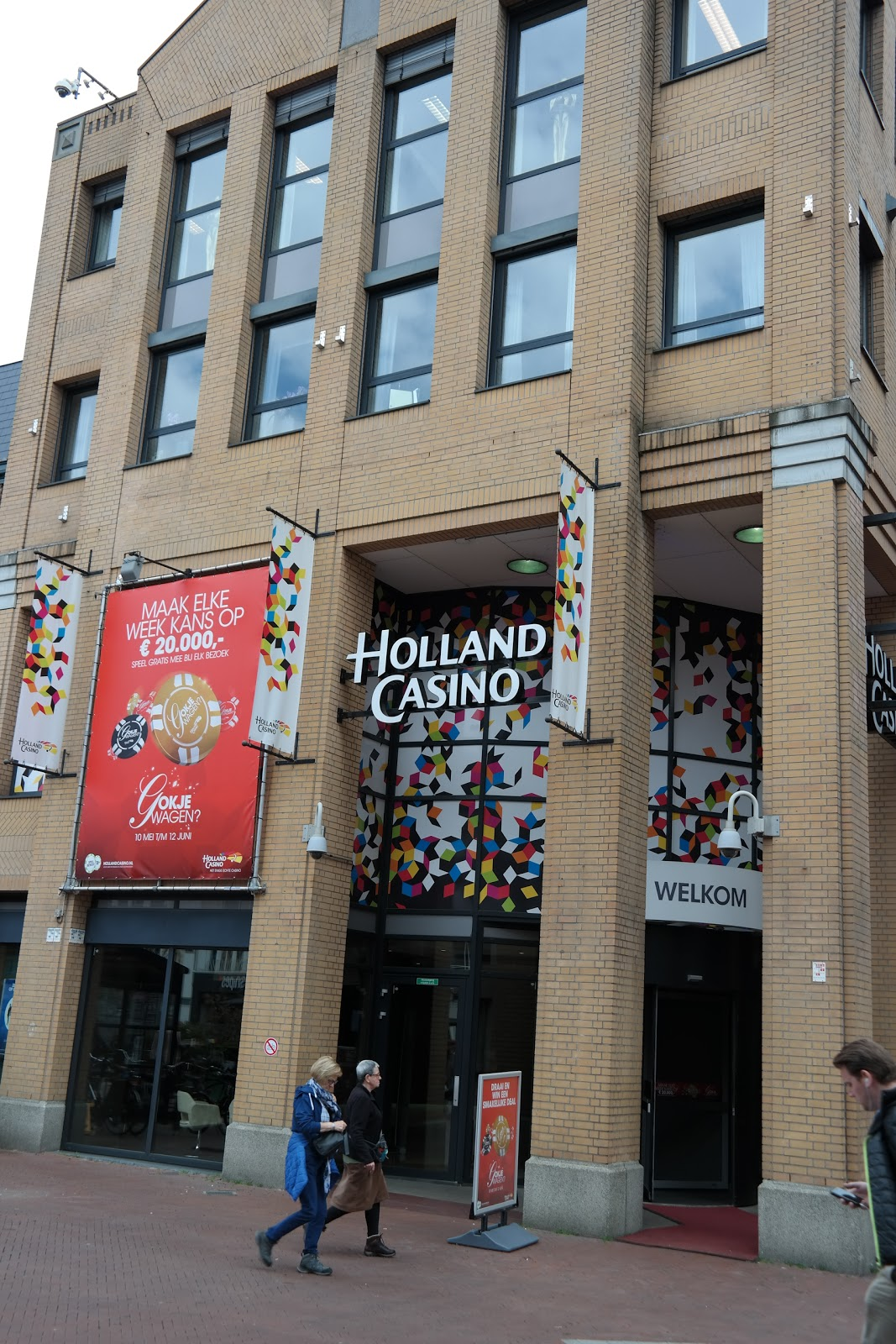 Holland Casino Eindhoven accepteert American Express Credit Cards