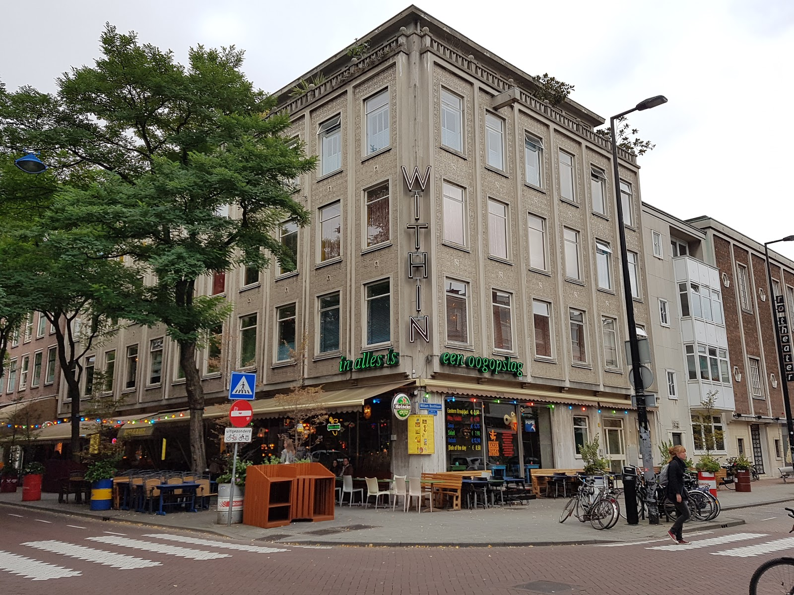 Hotel Bazar Rotterdam accepteert American Express Credit Cards