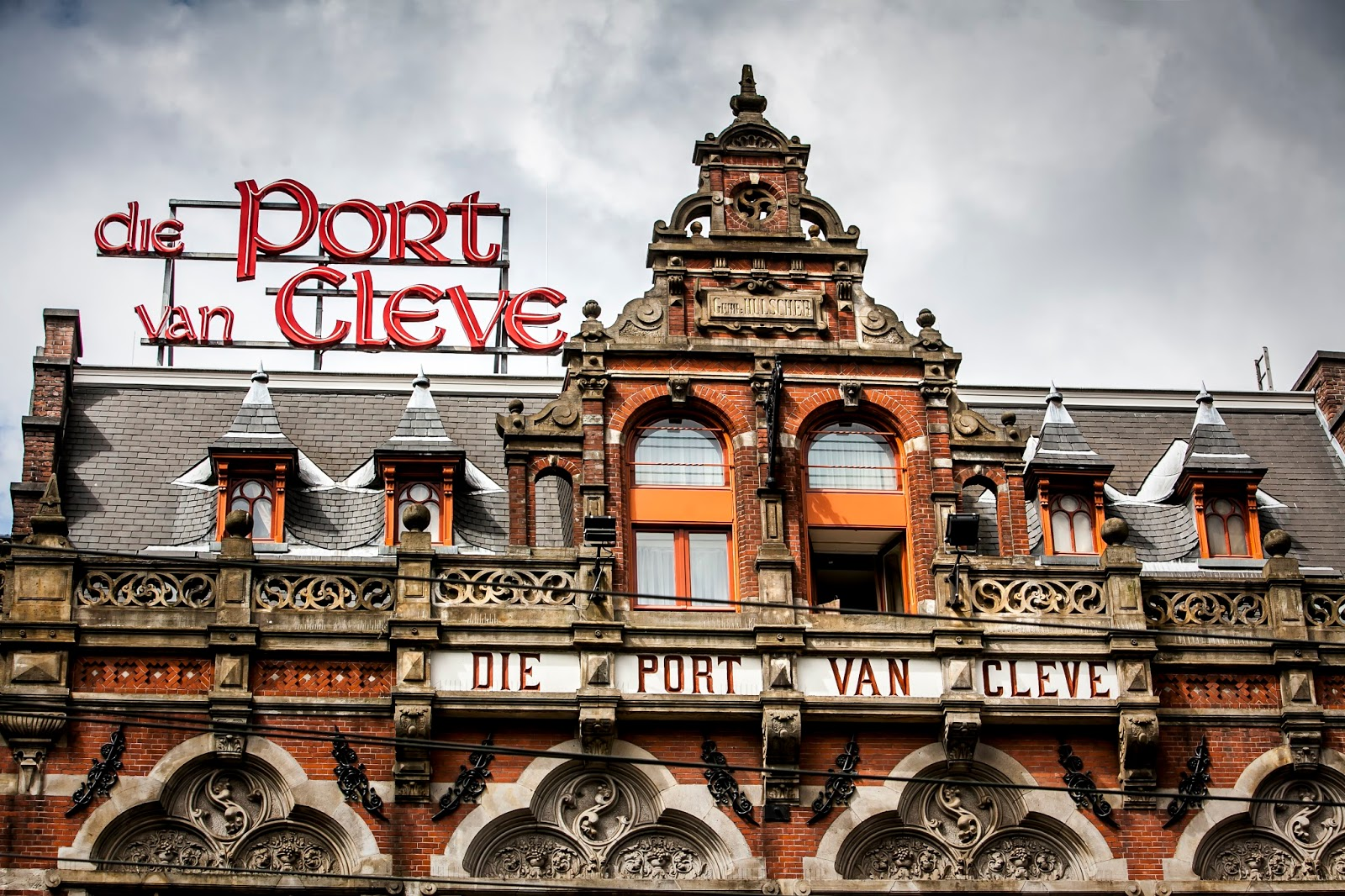 Hotel Die Port Amsterdam accepteert American Express Credit Cards
